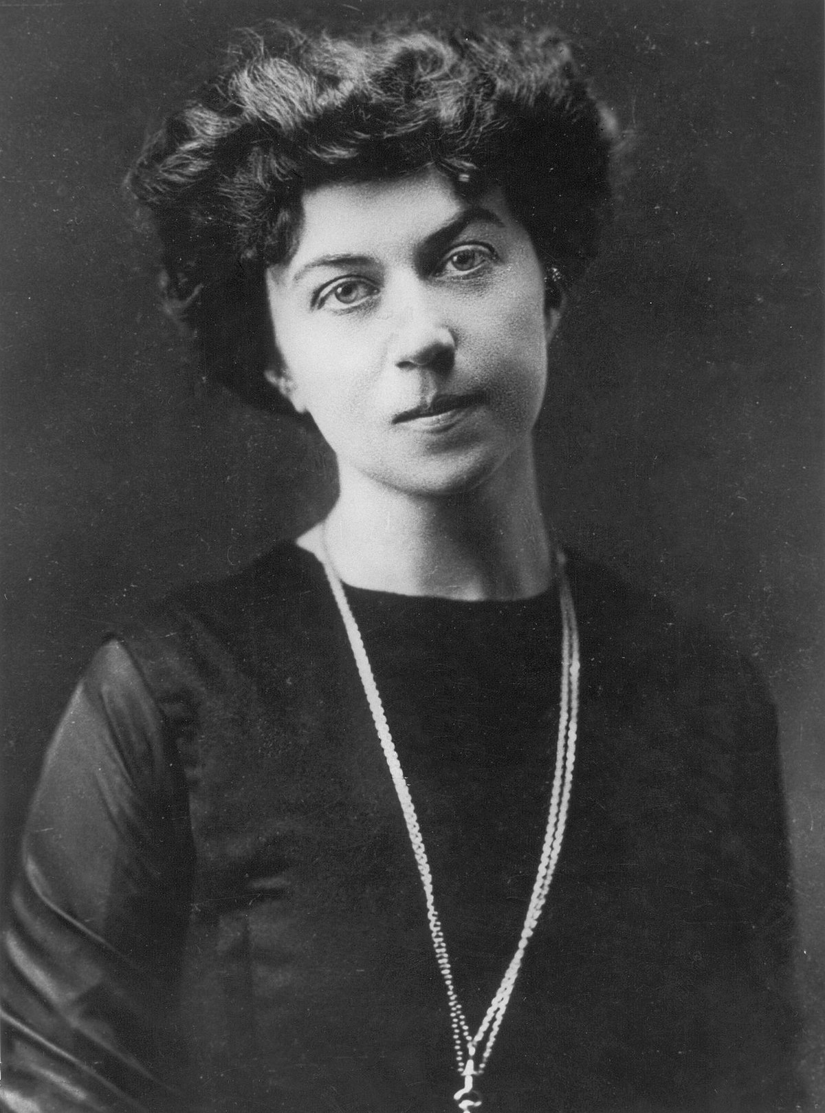 الكساندرا كولونتاي