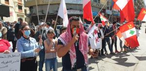 """التحركات الشعبية الاحتجاجية تستنهض """"انتفاضة 17 أكتوبر"""" في المناطق (فيديو)"""