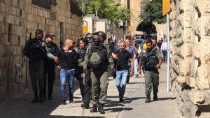 الاحتلال يعتقل شقيقين من القدس المحتلة
