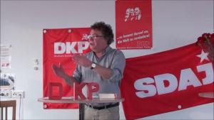 الشيوعيون الالمان يطالبون بوقف العقوبات التي تحدّ من القدرة على مكافحة الكورونا