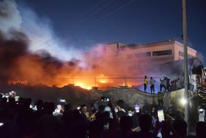 تصريحالمكتب السياسي للحزب الشيوعي العراقي حول كارثة حريق مركز الشفاء في الناصرية