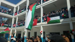 مدن تونسيّة تواصل احياء الذكرى 45 ليوم الأرض الفلسطيني