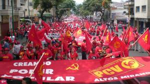 الحزب الشيوعي الفنزويلي: نرفض الانحراف اليميني في النظام ونحذّر من التآمر لملاحقة الشيوعيين