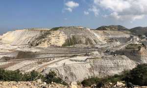 لجنة كفرحزير البيئية دعت إلى إقفال مقالع ومصانع الترابة الوطنية وهولسيم