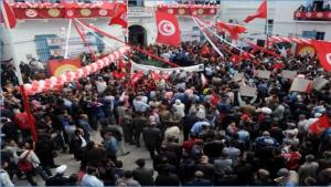 اتساع رقعة الاحتجاجات الاجتماعية في تونس