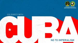 بيان اتحاد الشباب الديمقراطي العالمي حول حصار كوبا المستمر من 62 عاماً