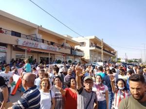 """مسيرة شعبية لـ """"ثوار حاصبيا- مرجعيون"""": تسقط منظومة الفساد (فيديو)"""