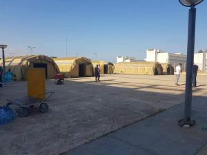 روسيا ترسل مستشفى ميداني ومساعدات إلى لبنان