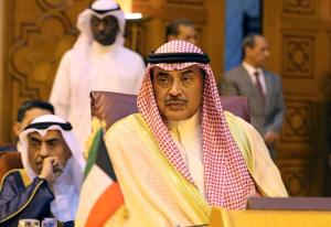 رئيس الوزراء الكويتي: قضية فلسطين مركزية وموقفنا منها ثابت