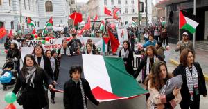 نشطاء فلسطينيون بالخارج يطالبون السلطة بوقف التنسيق الأمني