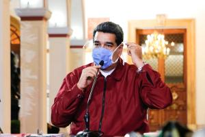 مادورو يرد على اتهامات واشنطن الأخيرة: يتصرفون كالمافيا