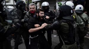 الحزب الشيوعي اللبناني أدان القمع والوحشية ضد الحزب الشيوعي اليوناني والشعب اليوناني