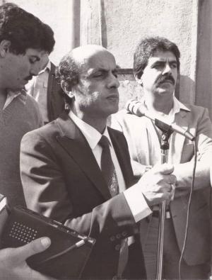 الحزب الشيوعي اللبناني ينعى القائد الوطني والعربي الراحل محسن إبراهيم