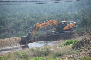 الاحتلال اقتلع 130 شجرة مثمرة في مناطق الضفة خلال فبراير الماضي